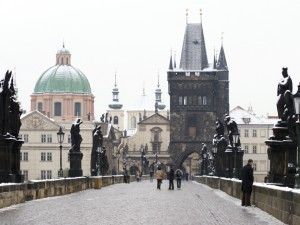 Czech Republic – between Western and Eastern Europe