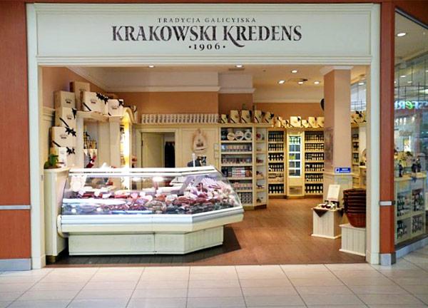 Krakowski Kredens - ein erfolgreiches Delikatessen-Format
